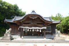 家浦八幡神社