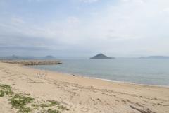 甲生のドンドロ浜